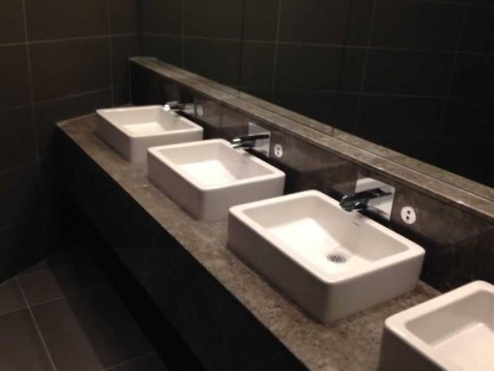 Bathroom Vanity Station Marble