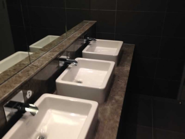 Grannite Bathroom Counters