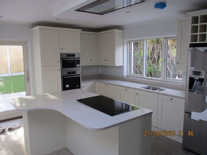 Blanco Norte Kitchen Countertop