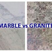 granite-vs-marble comparison